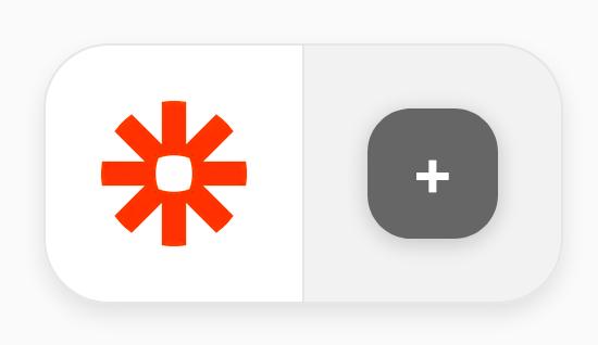 zapier icon for integration